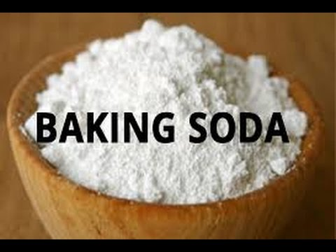 How To get rid of Dandruff with Baking Soda