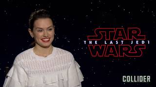 Daisy Ridley tells us which
