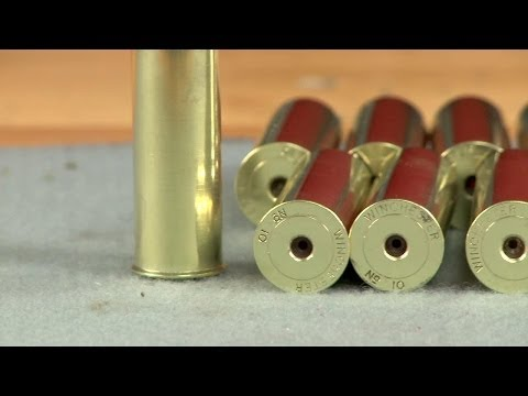 Reloading - Cleaning 10 Gauge Brass Shotgun Shells Presented by Larry Potterfield of MidwayUSA