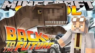 Minecraft School - BACK TO THE FUTURE!