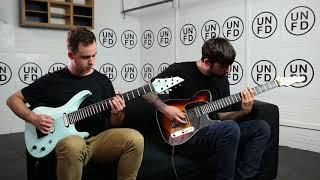 Northlane - Intuition [Guitar Playthrough]