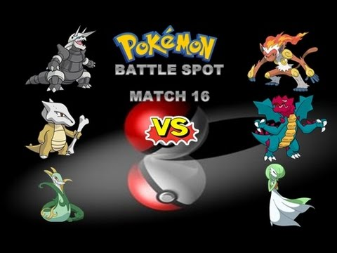 Pokemon ORAS Battle Spot Match 16: O.P Marowak!! sweep!!