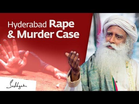 Xxx Mp4 Hyderabad Rape Amp Murder Case Sadhguru Speaks 3gp Sex
