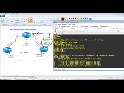 CCNP Route (300 - 101) version 2.0: Route-filtering using Route-maps