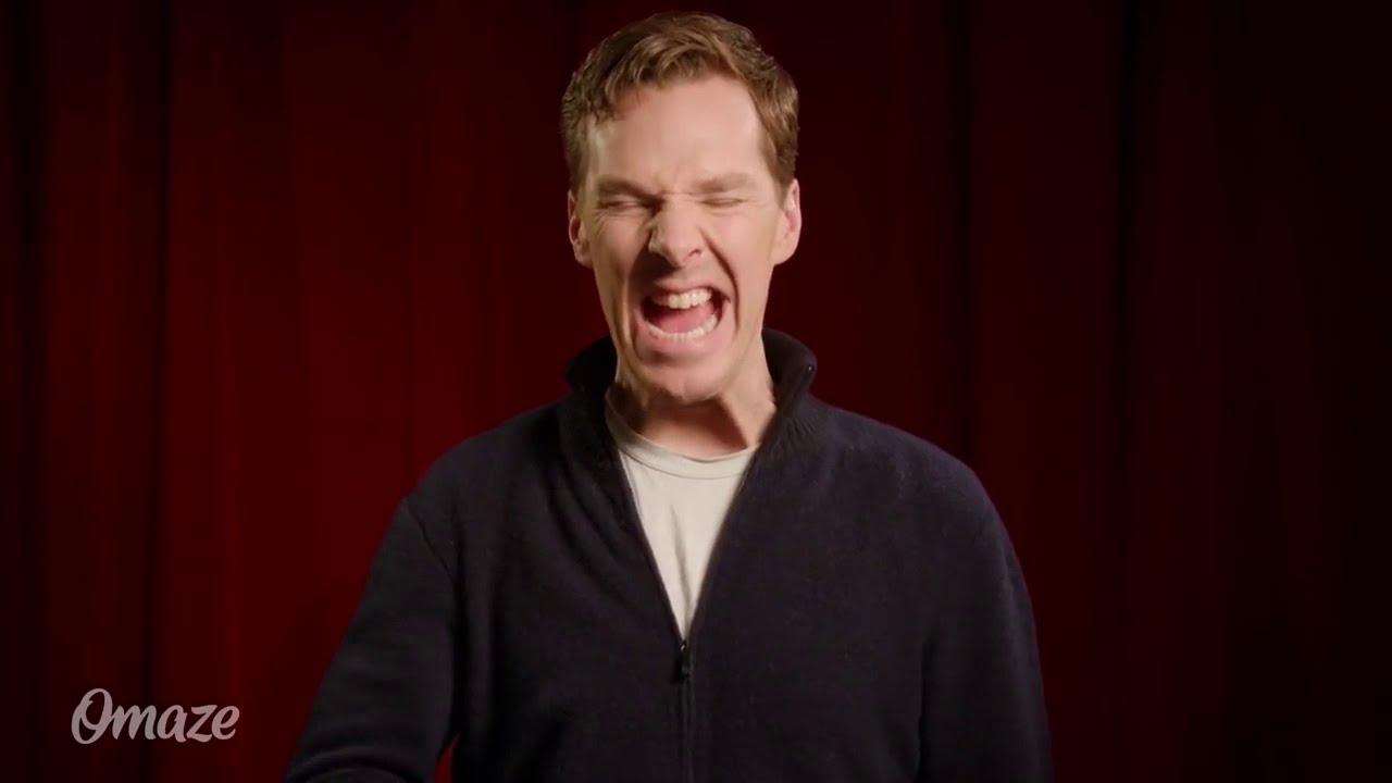 Uptown Funk | Benedict Cumberbatch