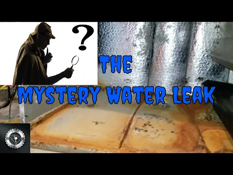 HVAC Service - The Mystery Water Leak