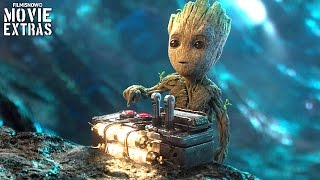 Guardians of the Galaxy Vol.2 release clip compilation (2017)