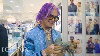 EXCLUSIVE!!!! Lil Pump Drops 300K At Icebox!!!!! - Official Eskeetitt!!!!