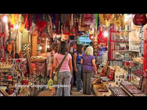 Chroy Changvar, Phnom Penh, Cambodia - City of the Future