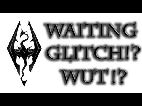 How to wait faster in Skyrim! (Ps3/Xbox)