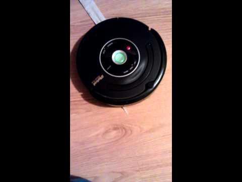 Roomba 581 - Error 2 (Brush cage) Voice