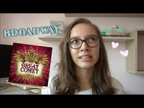 Watch this if you want to get into Broadway musicals