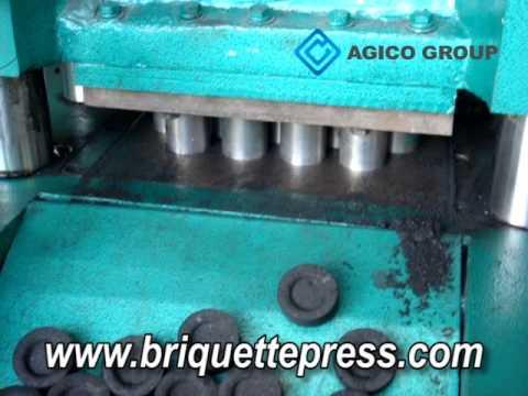 shisha charcoal briquetting machine, shisha charcoal press 33mm