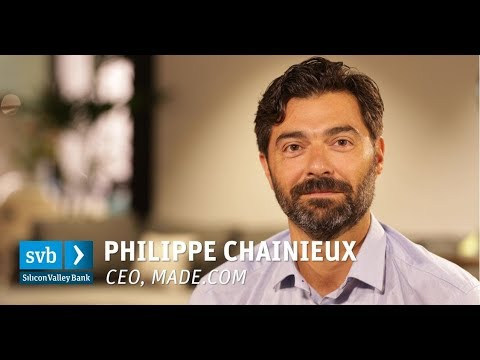 Philippe Chainieux, Made.com: Collaboration is key