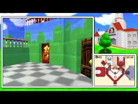 Super Mario 64 DS - Bonus Content