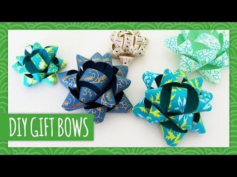 DIY Gift Bows - Weekly Recap - HGTV Handmade