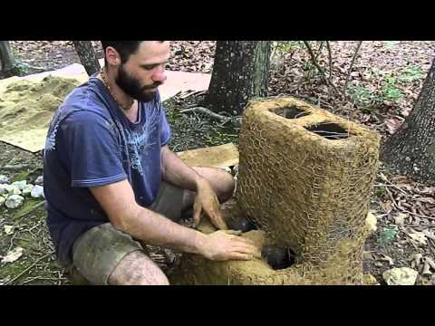Make your own CHEAP and EFFECTIVE Rocket Stove