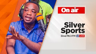 #SILVERFM #SPORTSCENTRE WITH KING EBEN THE BOSS PLAYER ((( LIVE ))) ON SILVER 98.3 FM - 16/01/2020