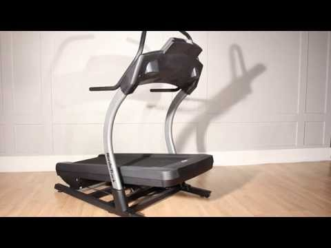 Assembly - NordicTrack Incline Trainer