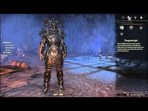 Elder Scrolls Online Nord Armor Styles & Skills Tree Racial