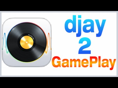 djay 2 GamePlay iOS iPhone/ iPad Review