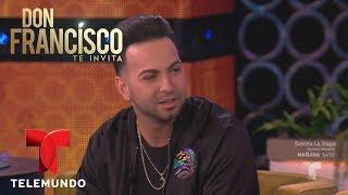 Justin Quiles habló de lo difícil que fue su infancia   Don Francisco Te Invita   Entretenimiento