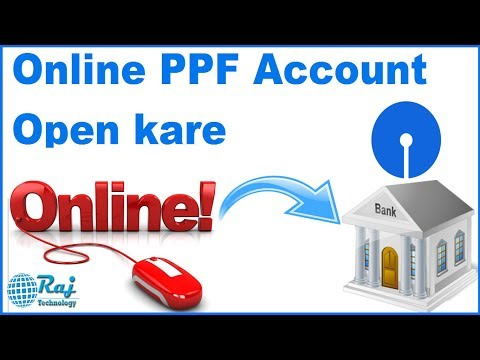 How to open PPF account Online | PPF On SBI