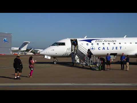Viva Las Vegas!  Palomar Airport Begins Flights to Las Vegas