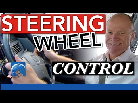 How to Control the Steering Wheel | Pass A Road Test Smart
