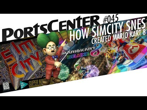 SimCity - PortsCenter #45 w/ Ben Paddon