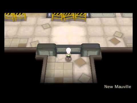 Pokemon Omega Ruby/Alpha Sapphire - Thunder Stone Location