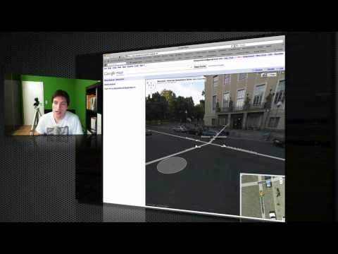 iPad & Mac: Google Street View