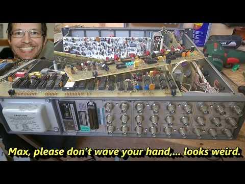 BEB #8: Tektronix Teardown, scrapping for Gold, Beautiful-Electronics Blog