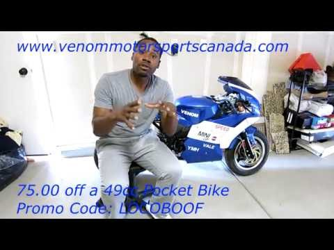 NEW Giveaway Super Pocket Bike Info! x18 x19 M1 & Big Surprise at the end!