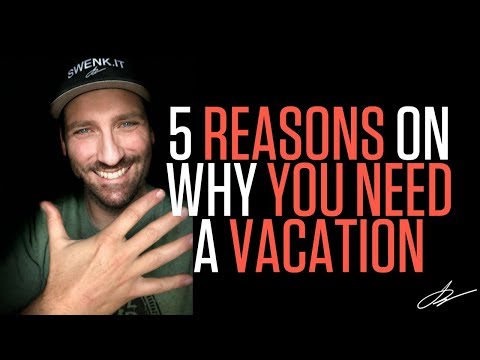 5 REASONS EVERY MARKETING AGENCY OWNER NEEDS A VACATION | AVOID BUSINESS BURNOUT