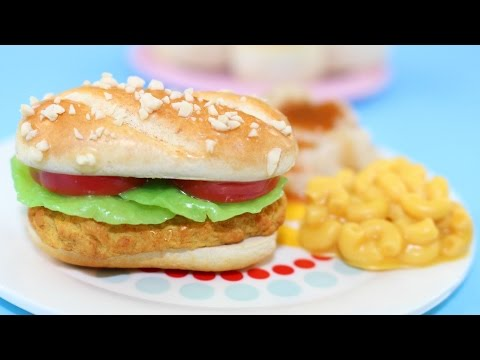 American Girl Doll Food Playset Review