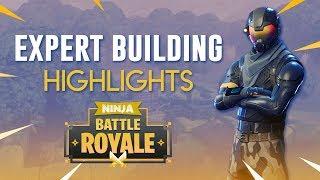 Expert Building - Fortnite Battle Royale Highlights - Ninja