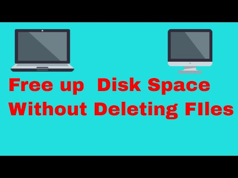 How to free up space in Hard drive without deleting files in windows 10 #computerrepair #techtip