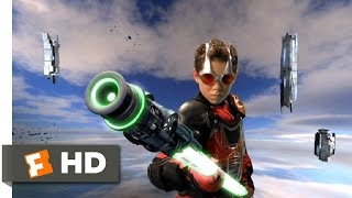 Spy Kids 3-D: Game Over (7/11) Movie CLIP - Battle for Survival (2003) HD