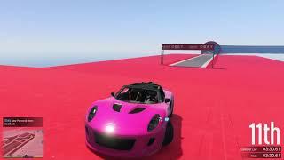 Rocket Car Races- Gta V W/ Duelgamer Elite