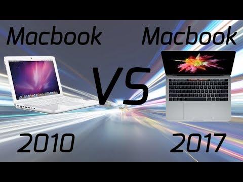 Macbook 2017 vs Macbook 2009 - Boot Up Test - Speed Test | Review