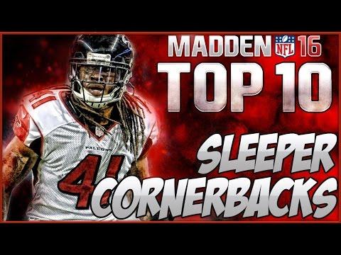 Madden NFL 16 Connected Franchise Tips: Top 10 Sleeper Cornerbacks