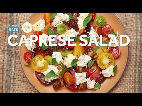 How to Build a Better Caprese