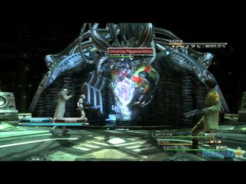 Final Fantasy XIII - Walkthrough - Chapter 2 - Part 9 - The Pulse Fal'Cie - Lightning
