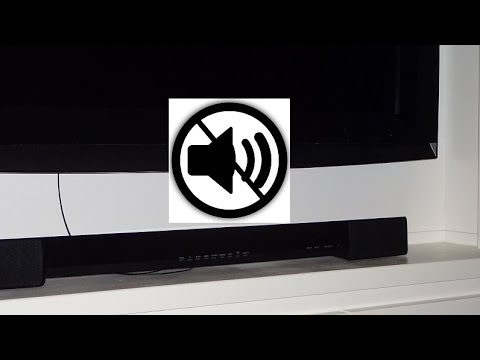 What to do when you don't hear sound from your soundbar from HDMI sources