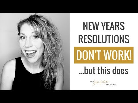 Why New Year's Resolutions Fail | How to Get To Your Goals