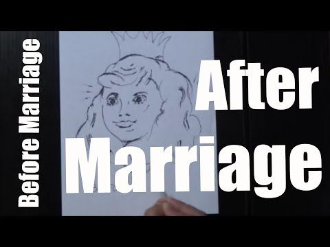 Before Marriage and After Marriage - Comments Appreciated