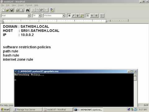 GROUP-POLICY-SOFTWARE-RESTRICTION-POLICIES.avi