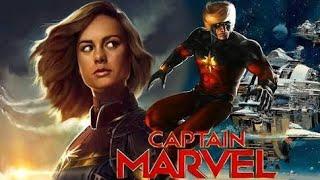 Download CAPTAIN MARVEL Movie Trailer 2019 720p Video