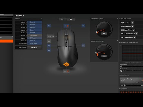 Rival 700: OLED How-To